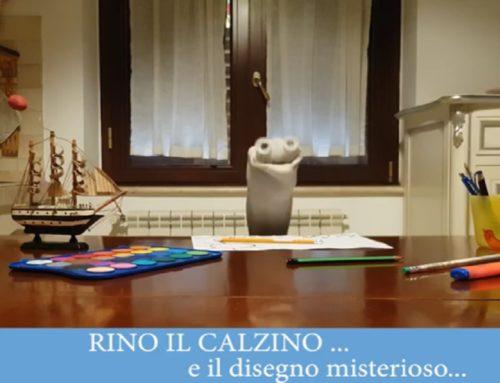 """Progetto PRIMA I: Sbarca su Youtube la webserie per bambini """"Rino il calzino"""""""